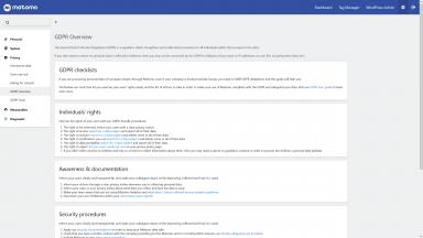 Information om Matomo Privacy & GDPR Tools
